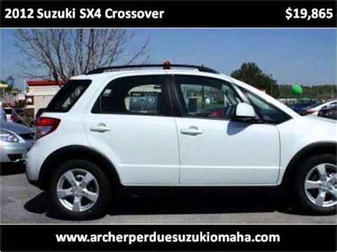 Suzuki Sx4 Problems by 2012 Suzuki Sx4 Crossover Problems Manuals And