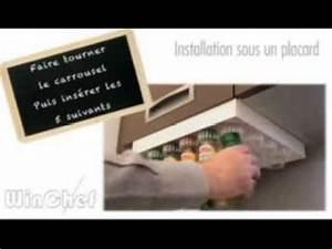 Carrousel à épices : carrousel pices motoris winchef installation facile sous un placard de cuisine youtube ~ Teatrodelosmanantiales.com Idées de Décoration