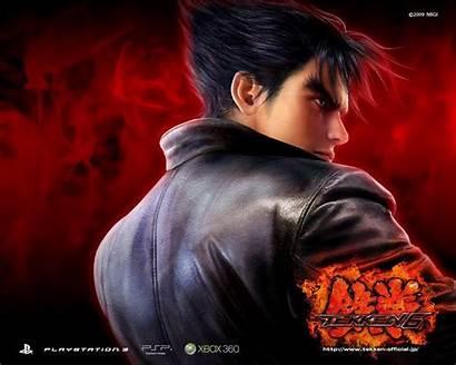 Jin Kazama Wallpapers Tekken Devil Games Shehan