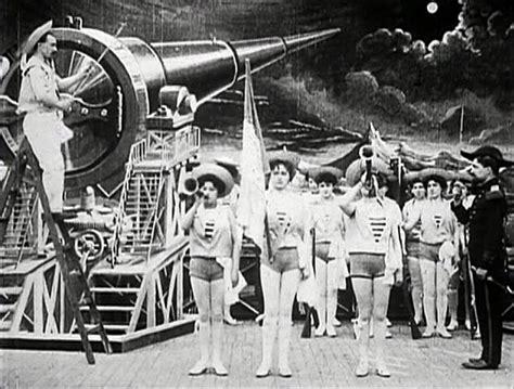 george melies dissolve le voyage dans la lune 1902 the mind reels