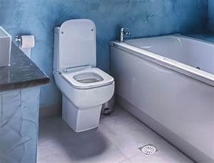 Wc Suspendu Inconvenient : combien et quel type de wc installer dans une maison ~ Melissatoandfro.com Idées de Décoration
