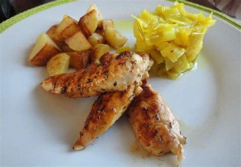 comment cuisiner des escalopes de poulet cuisiner des aiguillettes de poulet 28 images recette