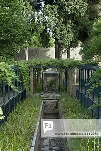 Wasserlauf Im Garten : ausgrabung der r mischen stadt pompeji haus des octavius quartio italien iblewr00742257 ~ Orissabook.com Haus und Dekorationen