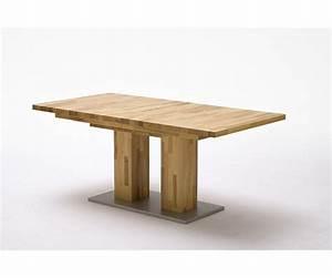 Tisch Ausziehbar Holz : ausziehbarer esstisch massivholz tisch ausziehbar holz ma e 90 x 160 260 cm ~ Frokenaadalensverden.com Haus und Dekorationen