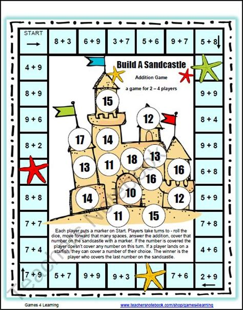 Fun With Maths Games Worksheets  Free Lessons4nownumbers Math Worksheets Numbers Up To 201000
