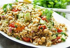 Bulgur Rezepte Vegetarisch : orientalischer bulgur salat mit ger steten tomaten und ~ Lizthompson.info Haus und Dekorationen