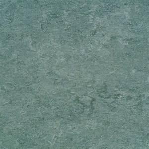 Dlw marmorette pur grey turquoise 125 099 linoleum for Linoleum bodenbelag günstig