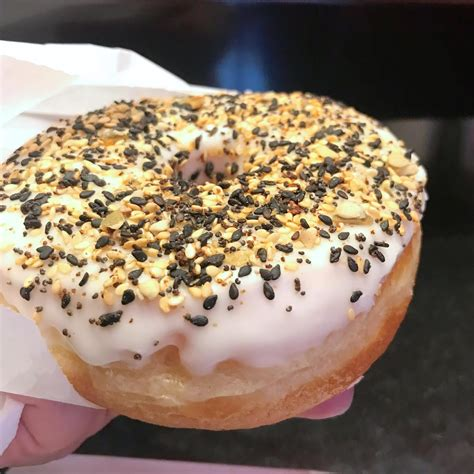 nyc midtown  doughnut project  bagel