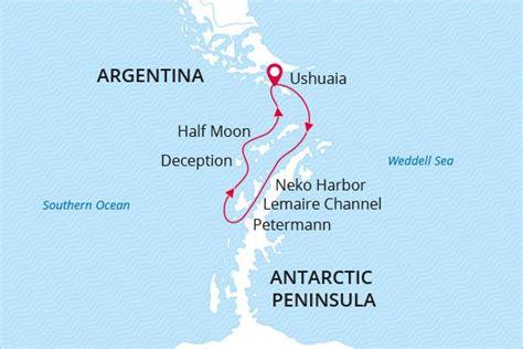 antarctic peninsula  sea spirit