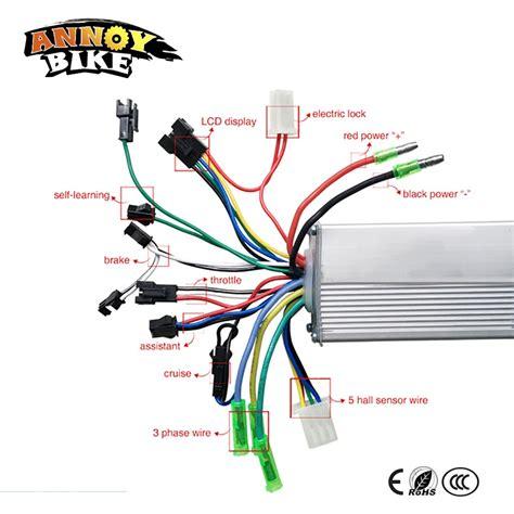 36v Electric Scooter Controller Diagram by 350 W 36 V 48 V Dc 6 Mofset Escobillas Controlador