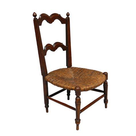 chaises paille chaise paille fin xixe la marelle mobilier et déco