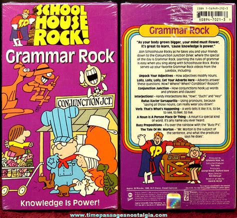 Schoolhouse Rock America Rock Vhs Pictures To Pin On Pinterest Pinsdaddy