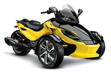 canap m 2014 can am spyder rs s yellow photo 20