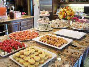 baby shower food ideas baby shower finger food menu ideas