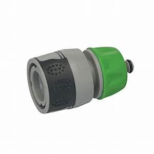 Raccord Tuyau D Arrosage : raccord clipser pour tuyau d 39 arrosage ~ Melissatoandfro.com Idées de Décoration