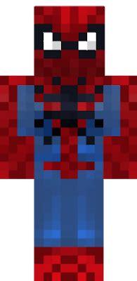 spiderman nova skin