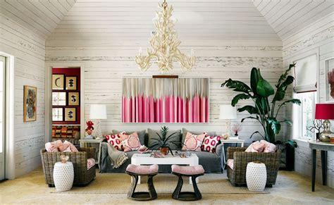 castaway tropical chic interiors  color