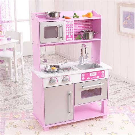 kidkraft pink toddler play kitchen  metal accessory