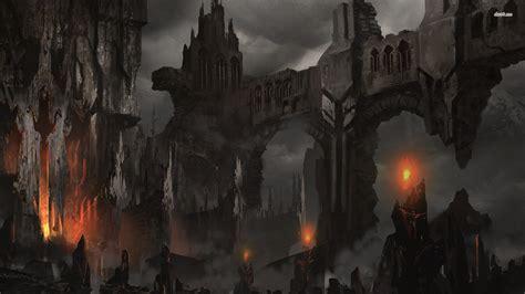 dark castle wallpaper fantasy wallpapers