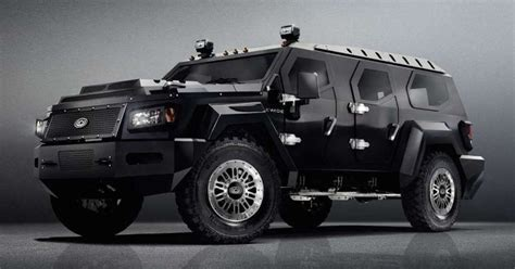 personal armored vehicles the 7 best personal security vehicles out there