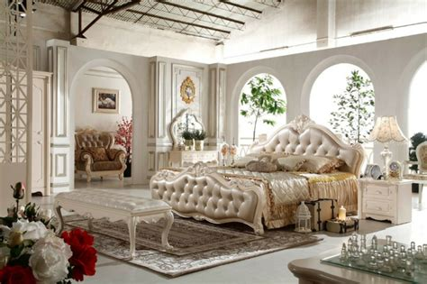 chambre a coucher baroque 1001 designs sublimes pour une déco baroque