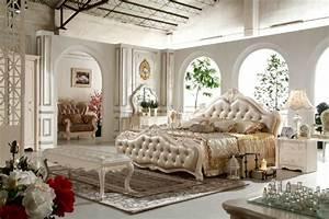 1001 designs sublimes pour une deco baroque With chambre a coucher baroque