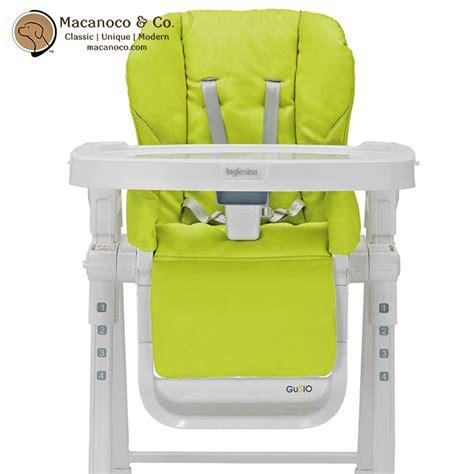 inglesina gusto high chair macanoco and co