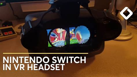 here s what the nintendo switch vr headset might look like