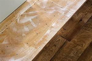 how to install vinyl plank flooring joyfully home With how to glue down vinyl flooring