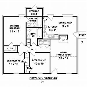 house 32141 blueprint details floor plans With three bedroom house blue print