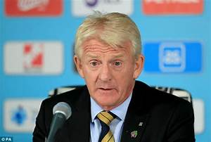 Scottish FA board to discuss Gordon Strachan future ...