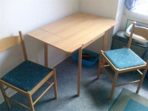Küchentisch 2 Stühle by K 252 Chentische Kleinanzeigen Familie Haus Garten