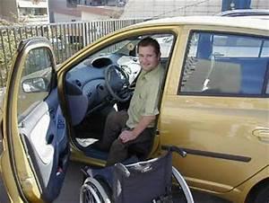Mettre Un Fauteuil Roulant Dans Une Voiture : une journ e dans la voiture d 39 un handicap ~ Medecine-chirurgie-esthetiques.com Avis de Voitures