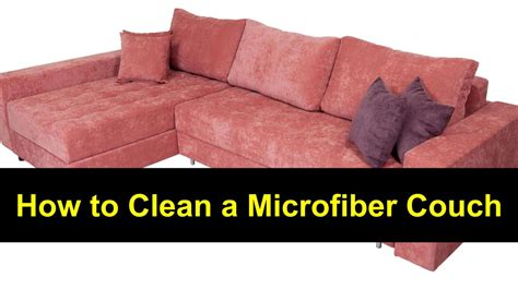 How To Clean Microfiber by How To Clean A Microfiber