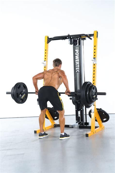 powertec half rack powertec fitness half rack olympic weight multi press