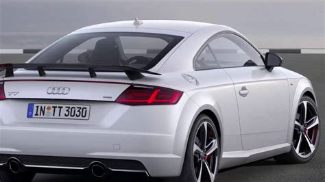 Audi Tt Competitors by Review Audi Tt Coupe S Line Competition 2016