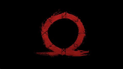 God of War 4 Game Logo Wallpaper #2685