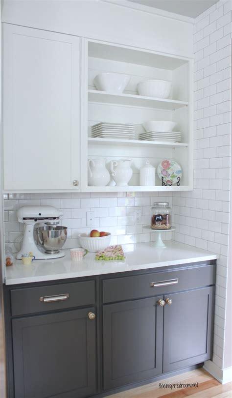 kitchen cabinet colors   dove white