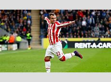 Xherdan Shaqiri Premier League Stoke City v Hull 221016