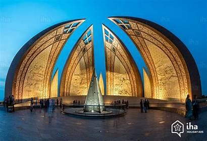 Pakistan Islamabad Monument Bungalow Iha Vacances Vacanze