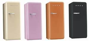 Réfrigérateur De Couleur : refrigerateur couleur choix d 39 lectrom nager ~ Premium-room.com Idées de Décoration