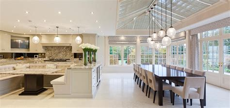 wonderful traditional conservatory kitchen designs