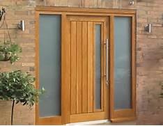 Grey Front Doors For Sale by Wooden Front Doors External Solid Oak Glazed Exterior Front Doors UK