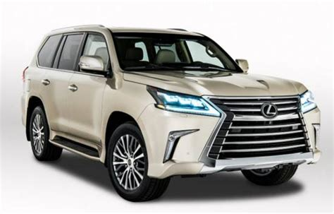 2020 Lexus Lx 570 by 2020 Lexus Lx 570 Redesign And Changes Lexus Models