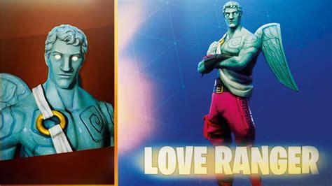fortnite weekly update love ranger