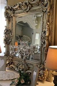 Grand Miroir Baroque : grand miroir style baroque 18 id es de d coration int rieure french decor ~ Teatrodelosmanantiales.com Idées de Décoration