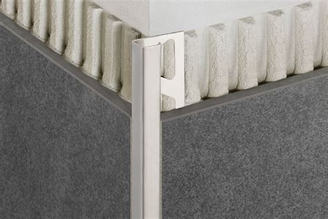 schluter quadec edging  wall corners
