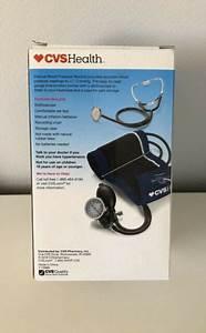 Blood Pressure Monitor Manual Medical Grade Accuracy