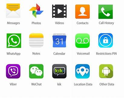 Phone Text Spy Android Apps Without Logos