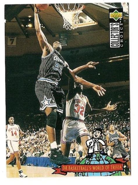 1994 upper deck collector s choice basketball card 400